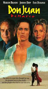 Don Juan DeMarco directed by Jeremy Leven (1994) - Hilarious ...