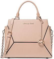 prism large saffiano leather satchel