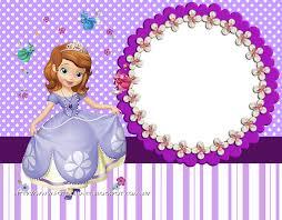 Molduras Da Princesinha Sofia Princesa Sofia Sofia Princesa