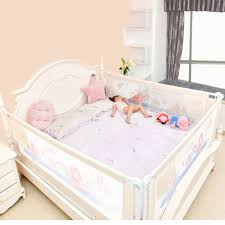 Baby Bed Fence Safety Rail Life Changing Products
