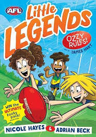 Lamont Schools Ozzy Rules! by Nicole Hayes and Adrian Beck - 9781760505424