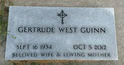 "Gertrude Laura ""Trudy"" West Guinn (1934-2012) - Find A Grave Memorial"