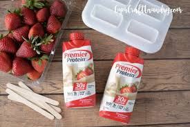 cream protein popsicles