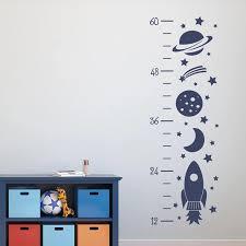 Kids Ruler Growth Chart Vinyl Wall Sticker Nursery Growth Chart Vinyl Wall Decal Child S Room Growth Ruler Wall Decal T200405 Wall Stickers Aliexpress