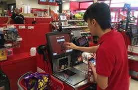 gift cards at target self checkout