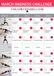 Pin by Wendi Hamilton on exercise in 2020 | Workout challenge, Challenges,  Popular workouts