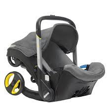 doona group 0 car seat storm grey