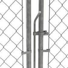 Blue Hawk 3 In Galvanized Gate Drop Rod In The Gate Hardware Department At Lowes Com