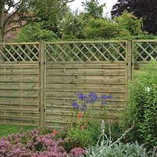Using Garden Trellis As Fencing The Fencestore Blog
