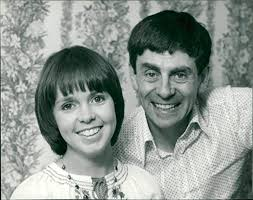 Amazon.com: Vintage photo of Wendy Padbury and husband, Melvyn Hayes.:  Entertainment Collectibles