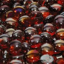 glass beads fireplace glass sangria