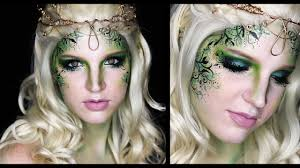 forest fairy makeup tutorial you