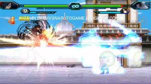 Grab Summon Special w/ Obito - Bleach vs... - Bleach vs Naruto Combos