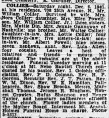 William Collier Albert Powell fatherinlaw 12/6/1941 - Newspapers.com