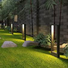 China Best Solar Fence Outdoor Landscape Waterproof Led Lights Photos Pictures Made In China Com