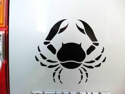 Virgo Sign Zodiac Star Astrology Stickers Car Van Bumper Window Decal 5159 Black Archives Midweek Com