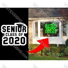 Sale Class 2021 Window Decal Sticker Static Cling Online