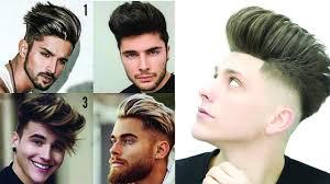 تسريحة شعر رجالي قصات شعر للرجال 2019