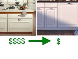 materials used in ikea kitchen cabinets