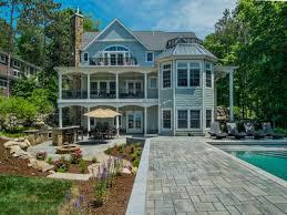 luxury lake michigan beach house