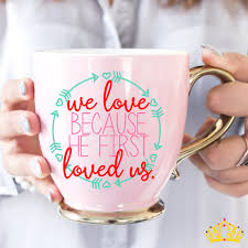 Anchor Religious Coffee Mug Decal Quote For Your Coffee Cup Tumbler Rambler