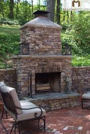 brick paver patio with a custom built