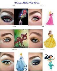 disney princess hair and makeup