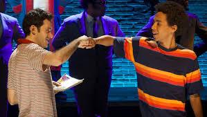 Meet the Metros' hosts: Broadway's Adam Chanler-Berat, Kyle Beltran