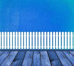 Amazon Com Picket Fence Picket Fence Decor Fence Art Fence Decor Wall Decal Rounded Top Sticker Vinyl Wall Home Nursery Art Day Care Decor And Stick Made In Usa Home Kitchen