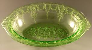depression glass values over time