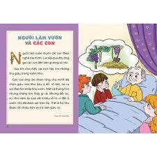 Sách - combo truyện ngụ ngôn cho bé tập đọc + đồng dao, thơ ...