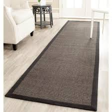 safavieh natural fiber charcoal 3 ft x
