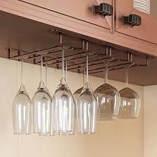 wine glass hanger storage rack