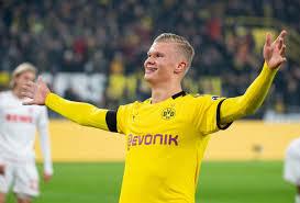 Erling Haaland—Borussia Dortmund's $22 Million Gem Lights Up ...