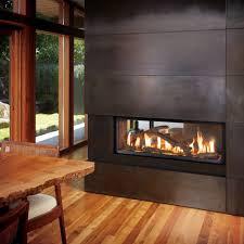 4415 see thru gas fireplace