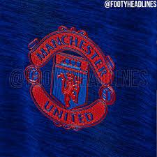 manchester united blue logo 1080x1080