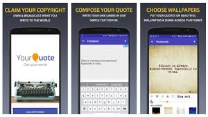 top best quote maker app for android to make quotes images topz