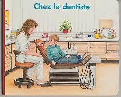 U dentysty - nagłówek - Francuski przy kawie