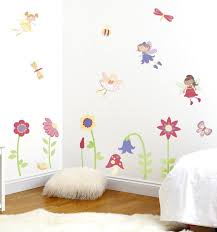 Fairy Garden Wall Decals Girls Bedroom Decor Fun Rooms For Kids