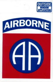 82d Airborne Aa Decal 82nd Airborne Division Museum