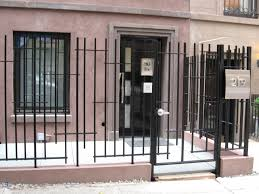 Custom Wrought Iron Fence For Security