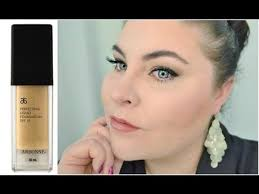 arbonne foundation review contouring