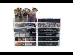 kim kardashian makeup storage units