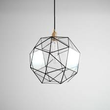 keppler snub cube large chandelier