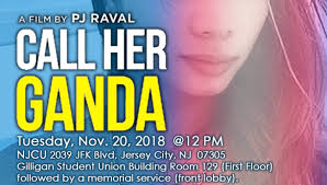Call Her Ganda, a film by PJ Raval | New Jersey City University
