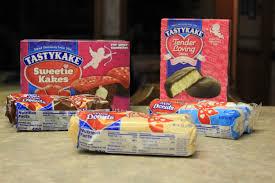 tastykake valentine snack review bb