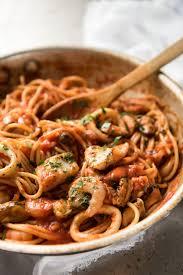 Seafood pasta recipes, Marinara recipe ...