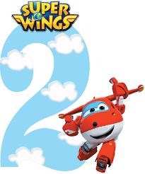 Numeros De Super Wings Para Imprimir Gratis Imprimir Gratis Cumpleanos De Aviones Imprimir Sobres