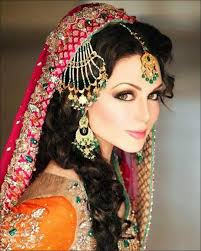 stani bridal makeup and hairstyle