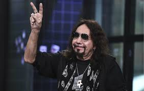 """Kiss' Ace Frehley: """"Donald Trump is the strongest leader we've got"""""""